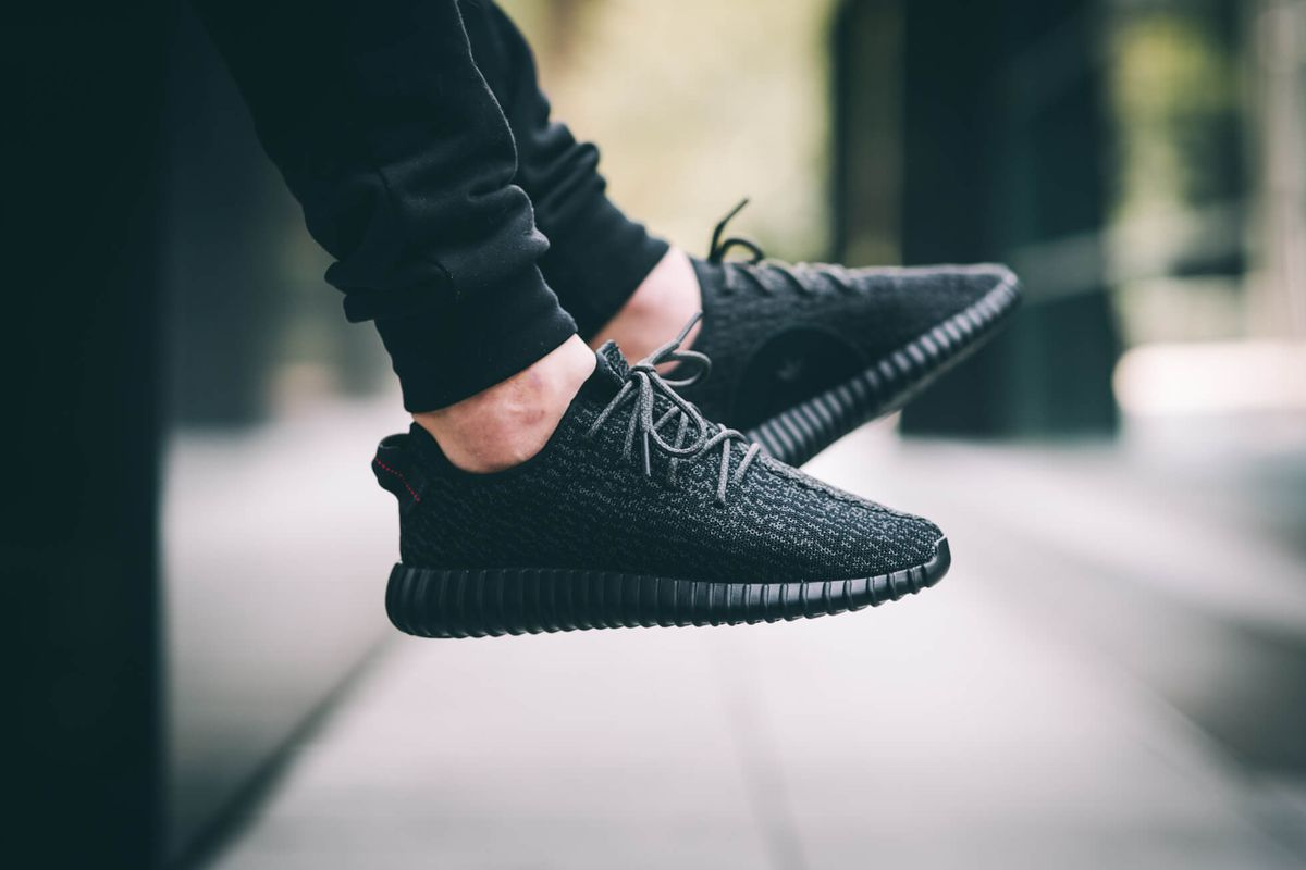 fb0231acb You Still Have a Chance of Getting Kanye s Black Yeezy Boosts in NYC ...