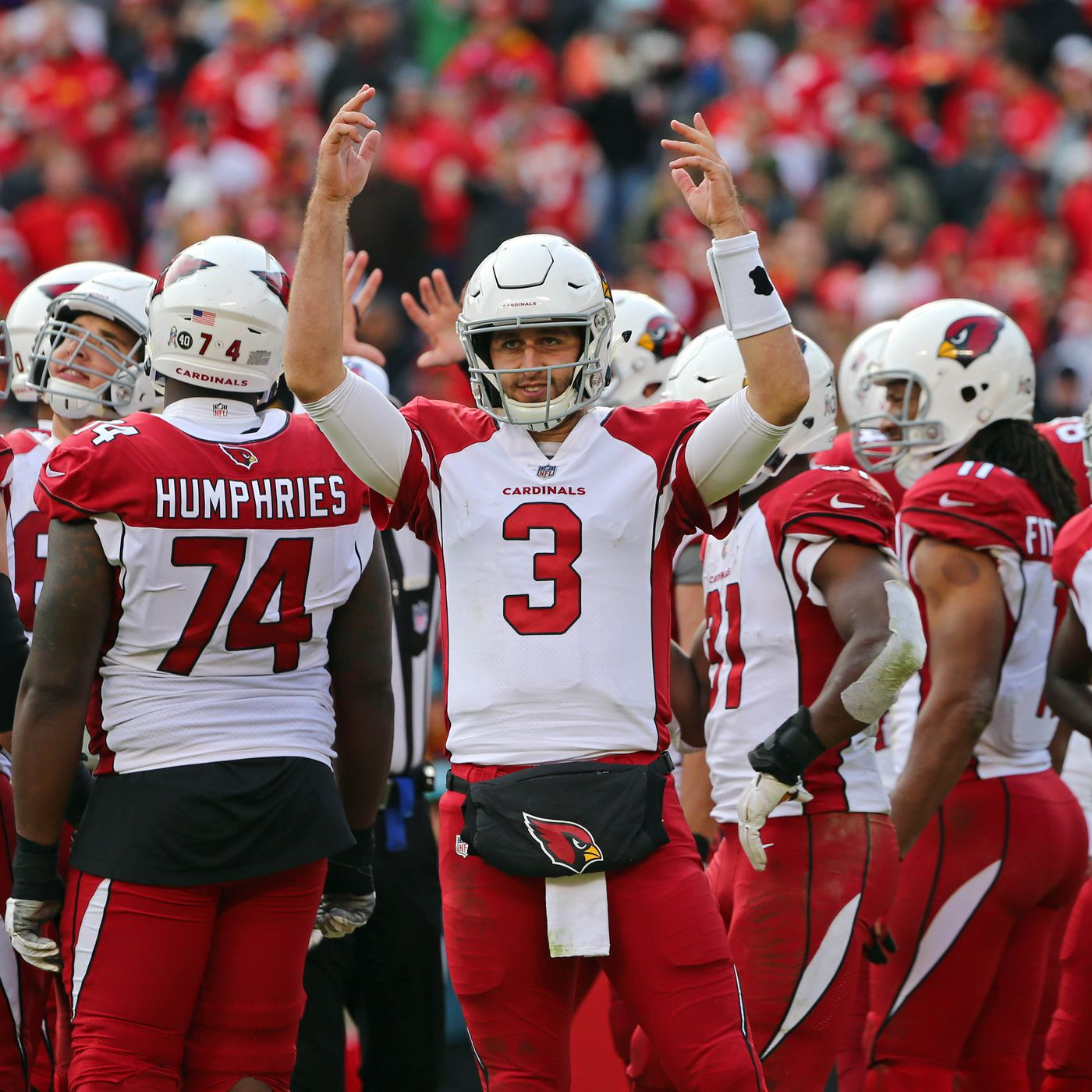 9ba4acd55b05 Moral victories show where the Arizona Cardinals are as a franchise ...