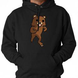 "<a href=""http://cgi.ebay.com/Bear-Internet-MEME-4chan-50-50-Pullover-Hoodie-/160586839161"" rel=""nofollow"">PedoBear hoodies</a>: available in ten colors."