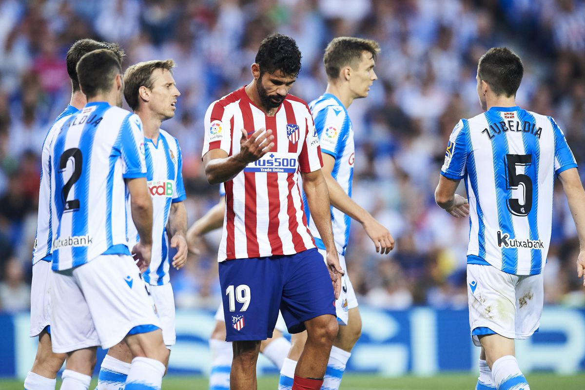 Player Ratings Real Sociedad 2 0 Atl U00e9tico Madrid Into