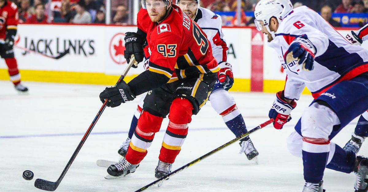 Preview: Calgary Flames vs Washington Capitals 10/22/19 (11/82): Caps & Their 3 Game Winning Streak Visit Flames - Matchsticks and Gasoline