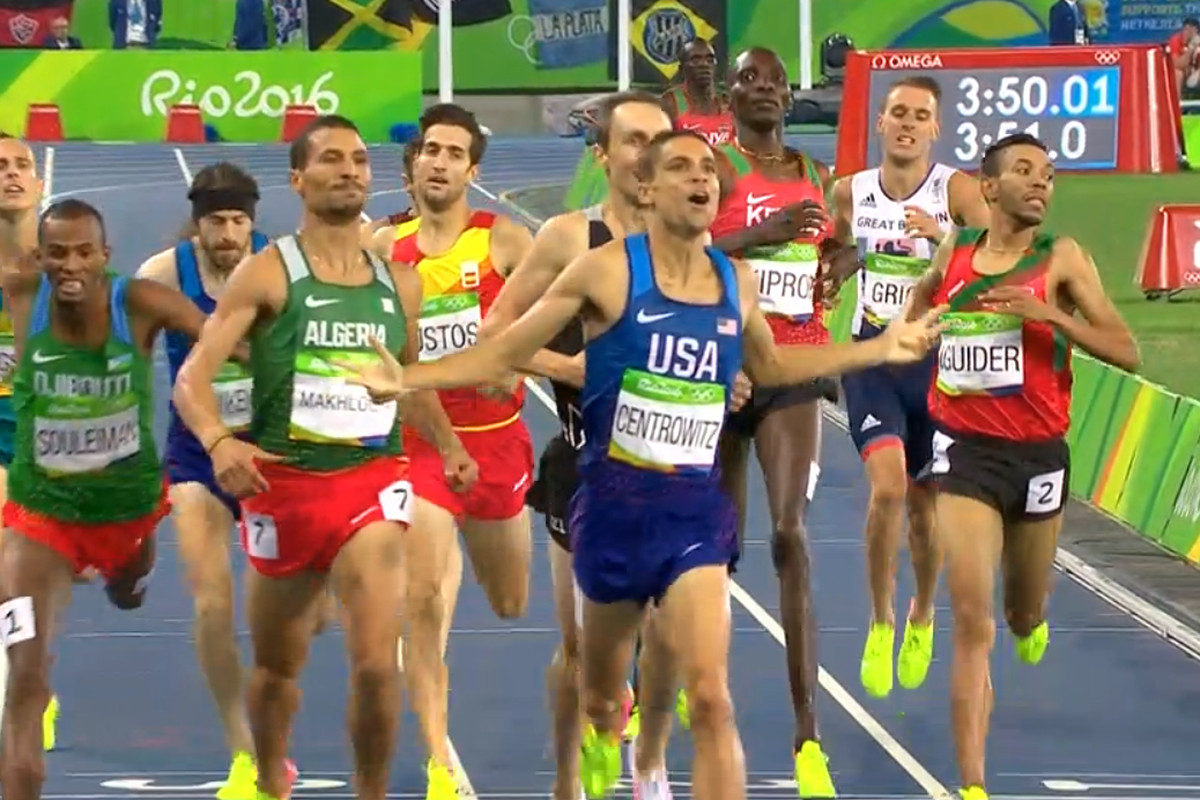 1d5eb8ecd4fa Olympics 2016  Team USA s Matthew Centrowitz shocks to win gold in ...