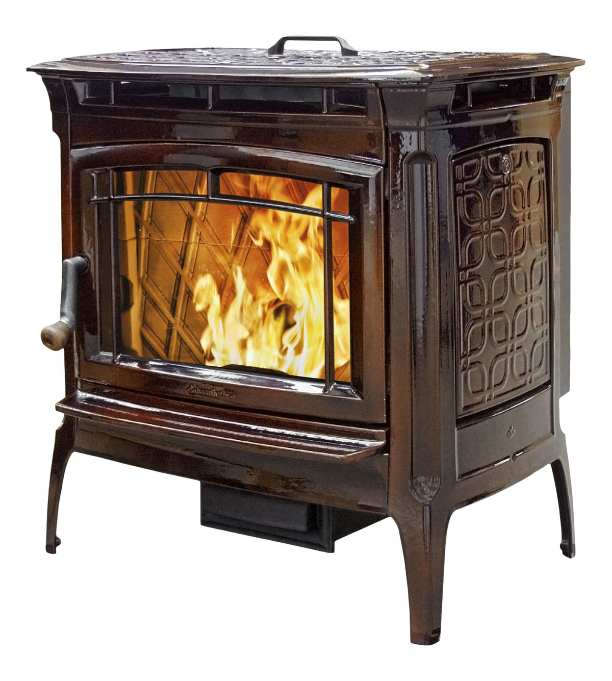 HearthStone Manchester Pellet Stove With Glass Door