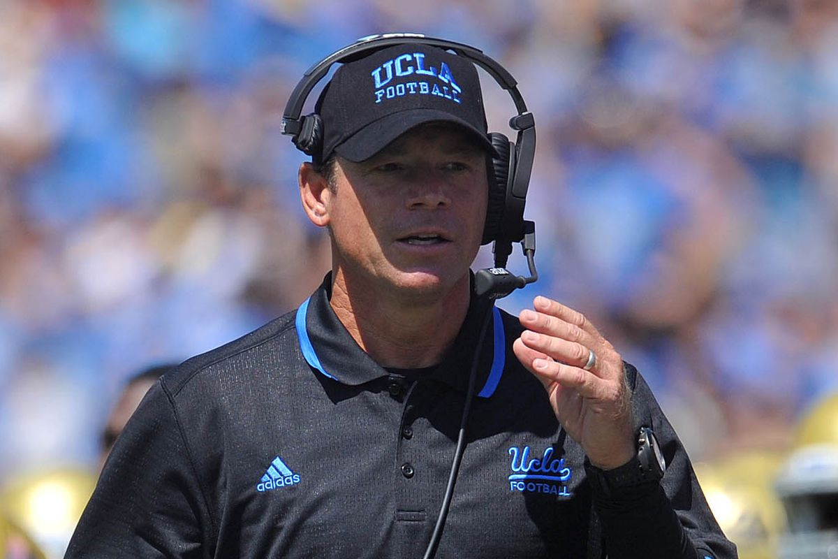 Can UCLA Head Coach Jim Mora (and Wide Receiver Coach Eric Yarber) convince Theo Howard to sign with UCLA?