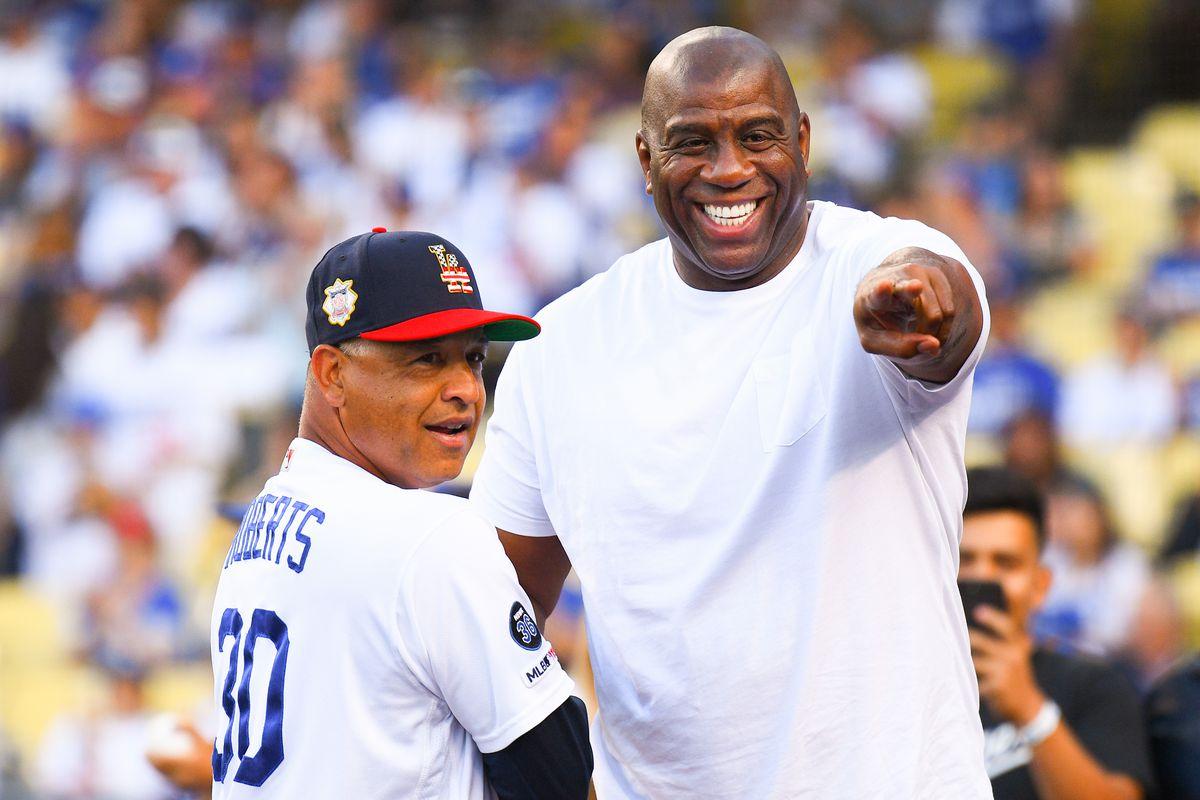 MLB: JUL 06 Padres at Dodgers
