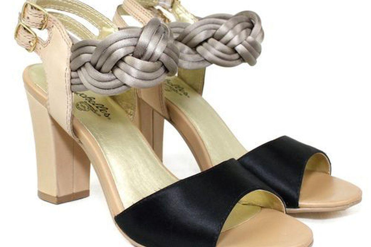 "Seychelles <a href=""http://stores.intuitwebsites.com/dalaga/-strse-2226/Bring-Me-the-Braid/Detail.bok"">Bring Me the Braid Heels</a>, $77 (originally $120)"