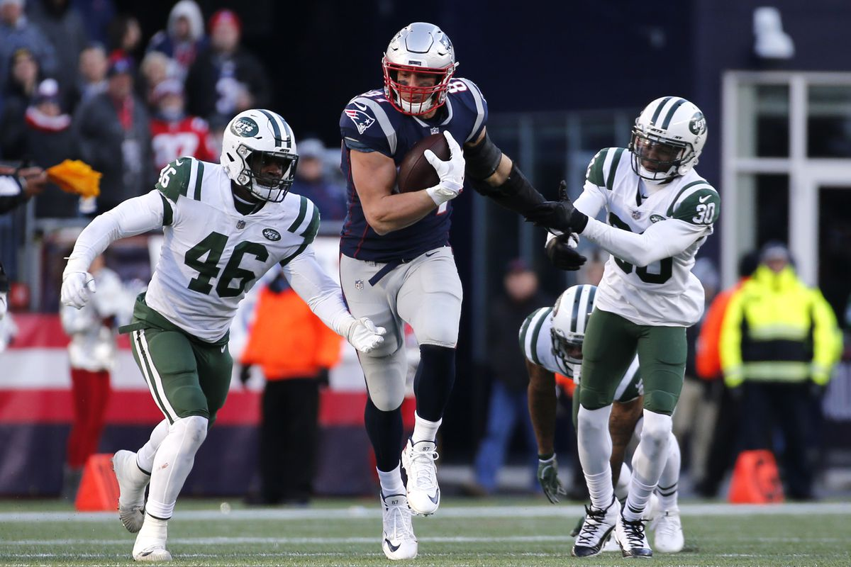 2019 Nfl Playoff Schedule Patriots Have Best Odds Of Reaching Afc Title Game Pats Pulpit