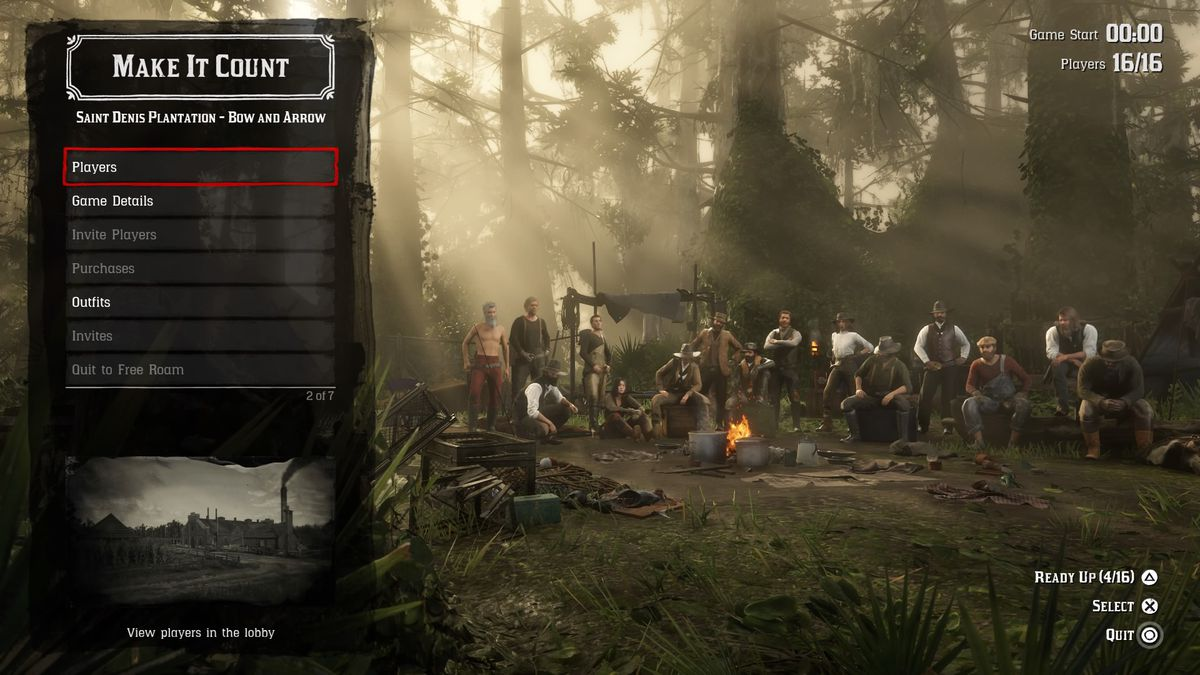 Red Dead Online battle royale is slow, tense, and nothing like