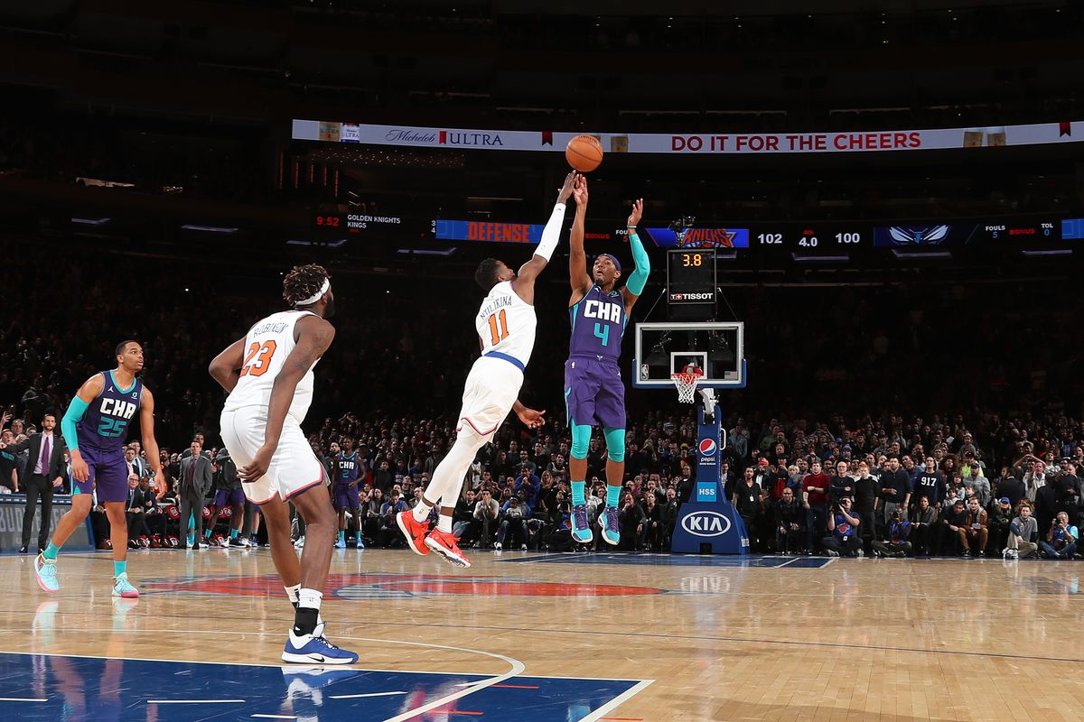 Recap: Charlotte Hornets win second consecutive game at the buzzer ...