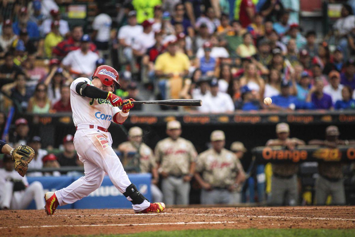 Mexico v Venezuela - Serie del Caribe Baseball 2016