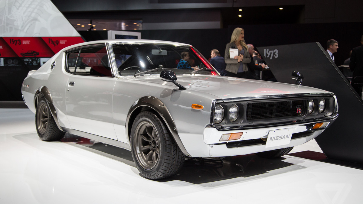 Nissan S Vintage Skylines Are The Most Beautiful Cars At The New