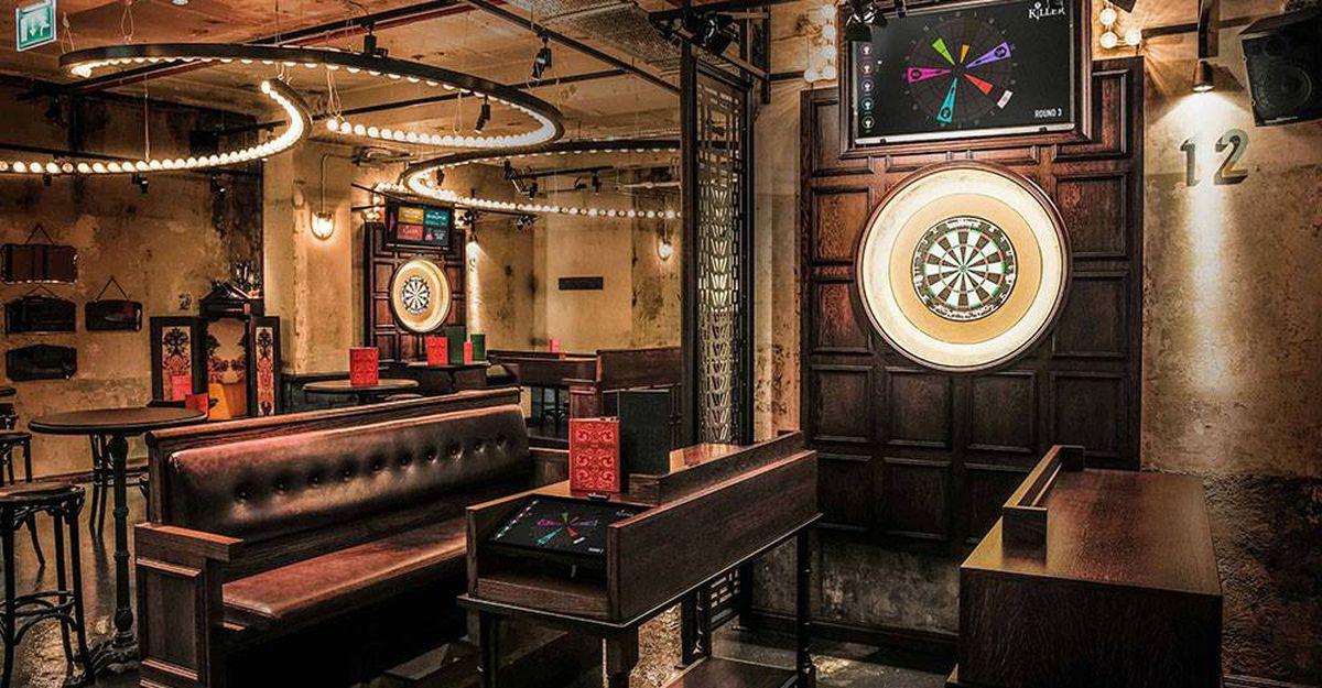 Chicago S Getting A Snazzy London Dart Bar Restaurant