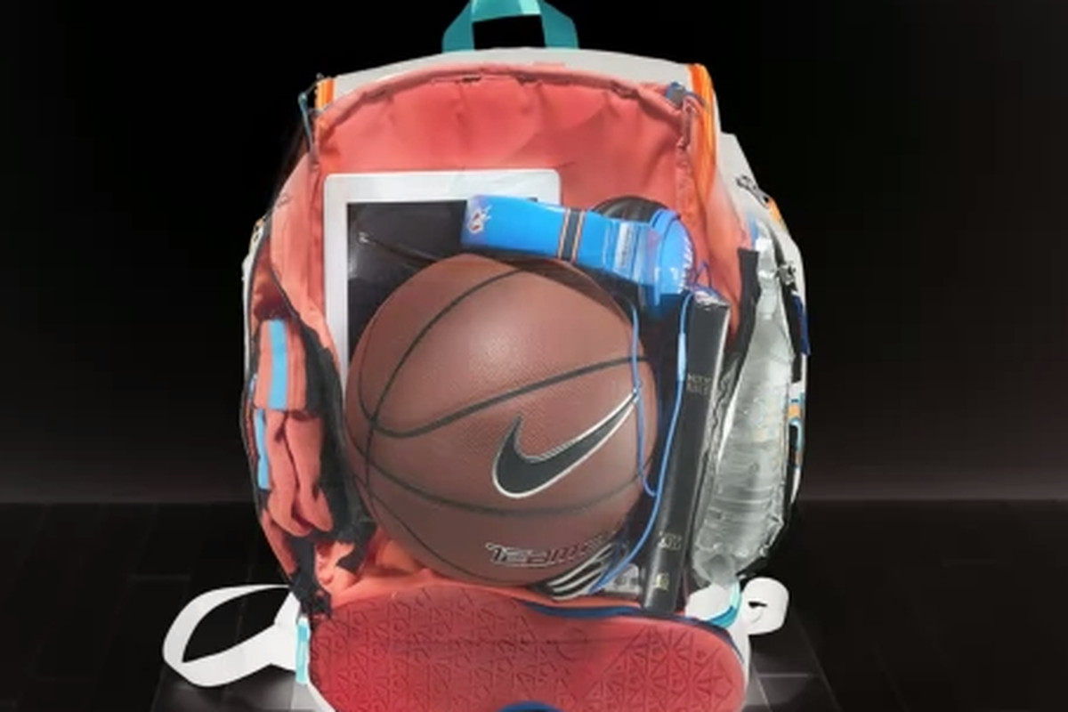 Nike Red Ole Miss Rebels Vapor Power Backpack