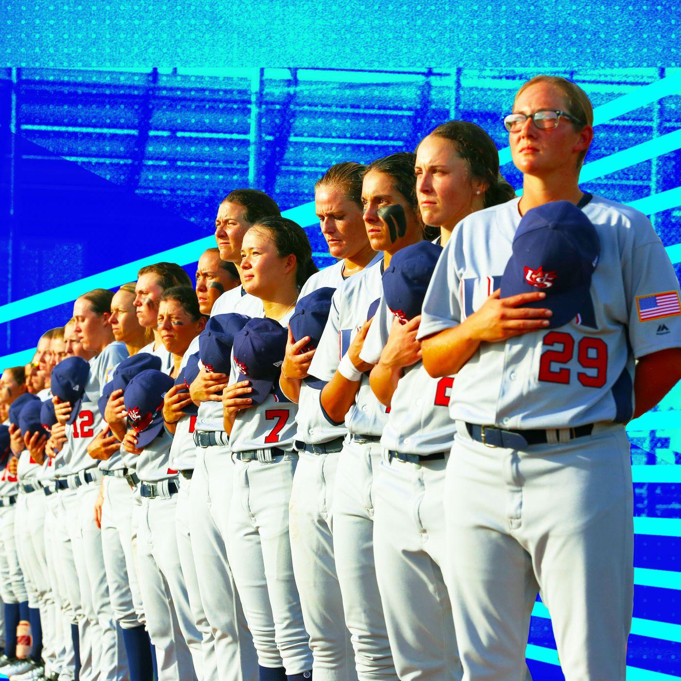 Team USA women's baseball players describe why America won't