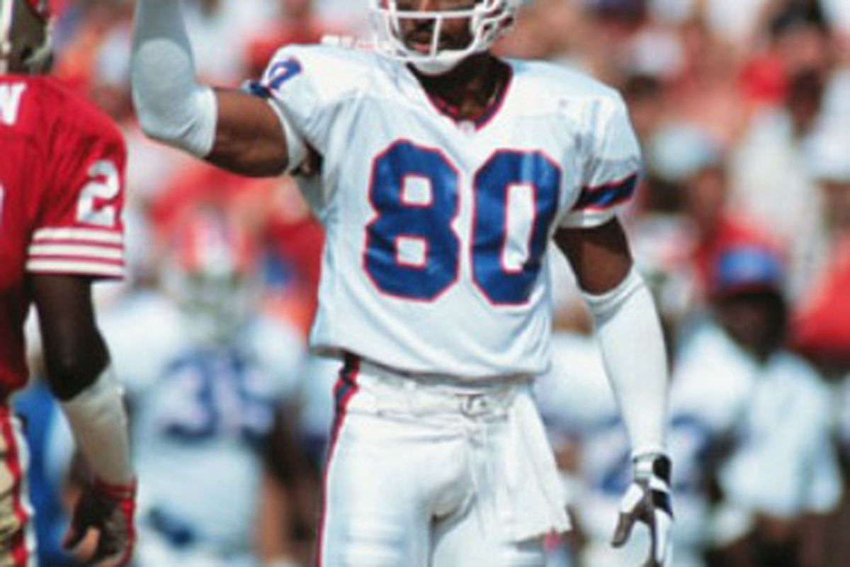 new arrival 25428 baac1 Top 50 All-Time Bills, No. 47: WR James Lofton - Buffalo ...