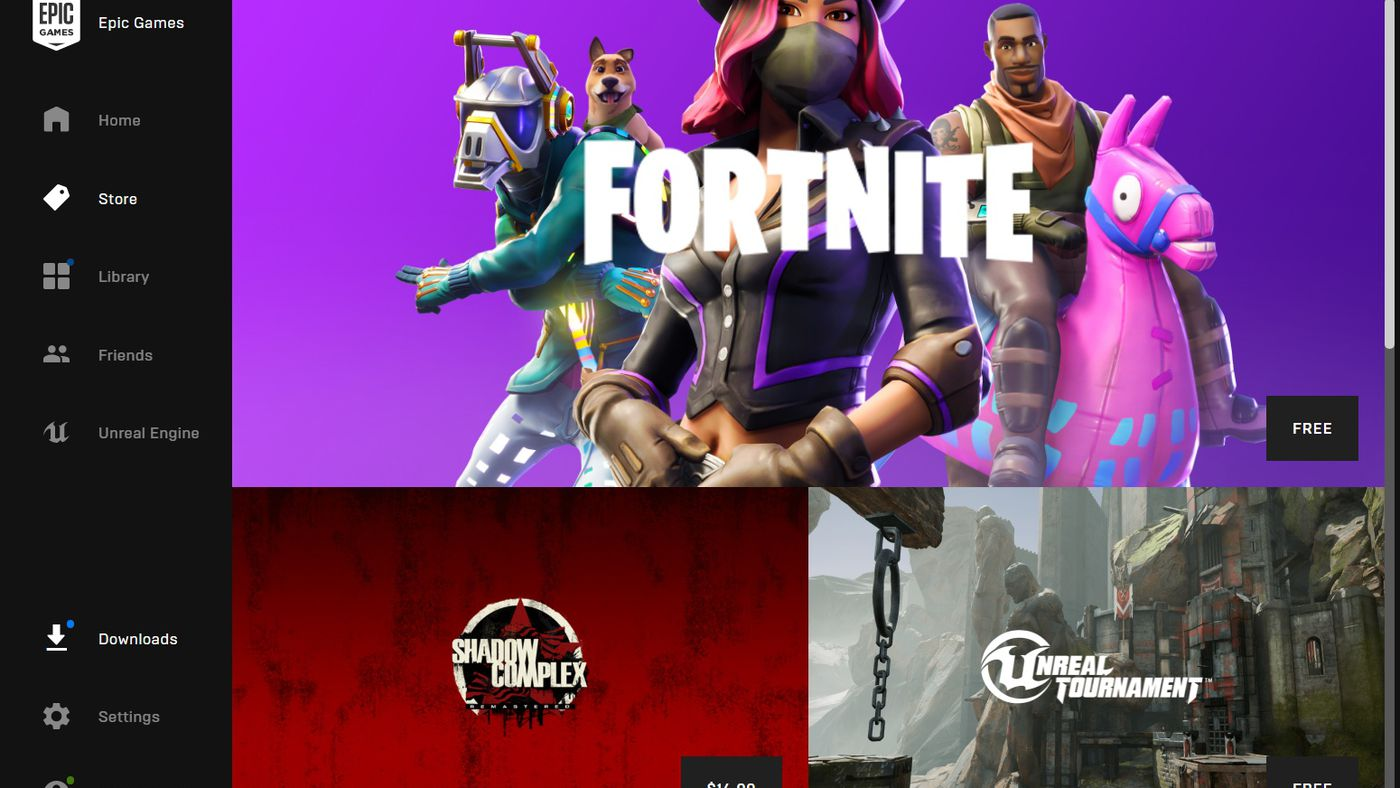 Epic Games Store chief says they'll eventually stop paying