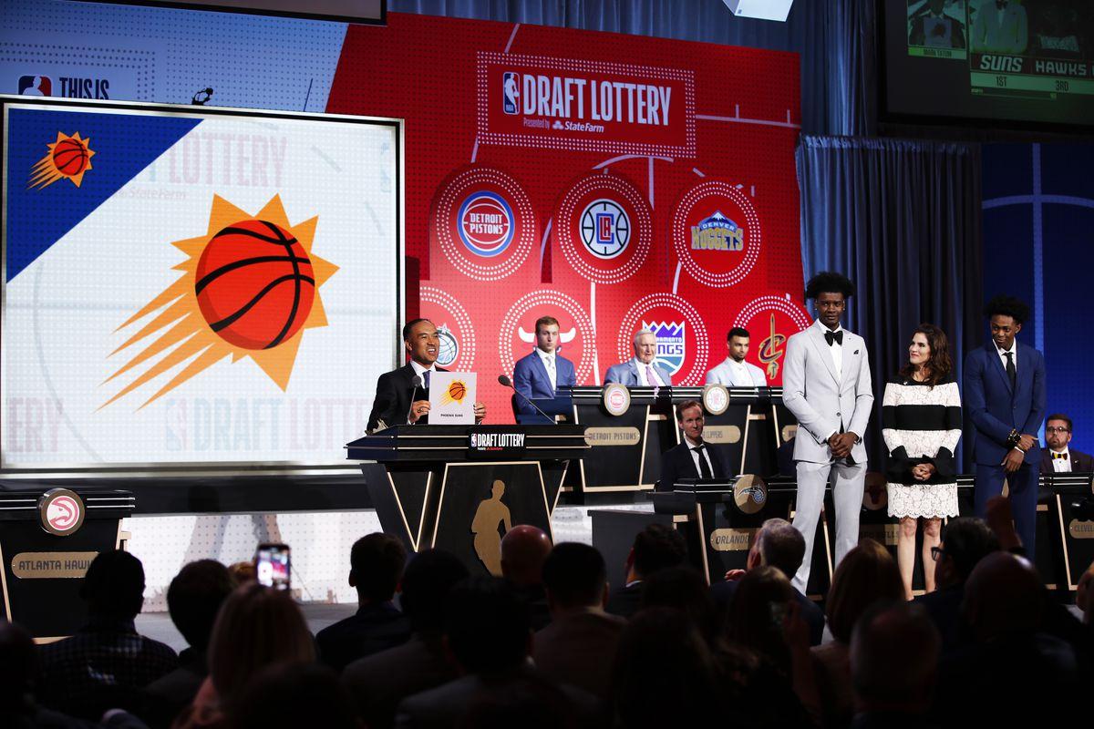 2018 NBA Draft Lottery