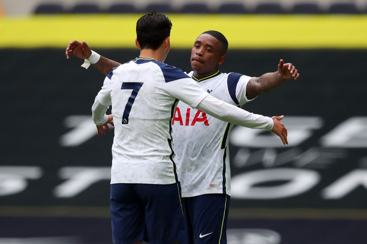 Tottenham Birmingham City Bergwijn Strike Wins It For Spurs At The Death Cartilage Free Captain