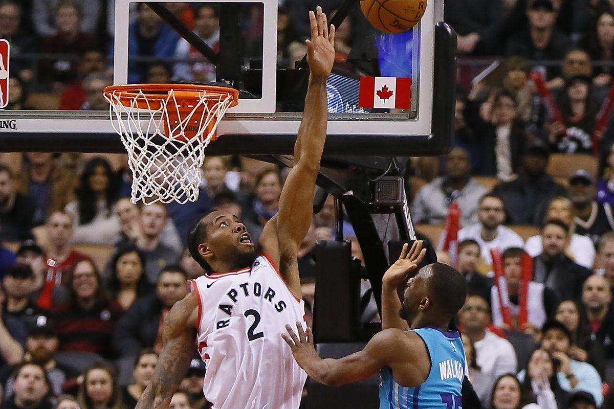 Five thoughts recap: Charlotte Hornets 115, Toronto Raptors 114. Kawhi Leonard, Jeremy Lamb