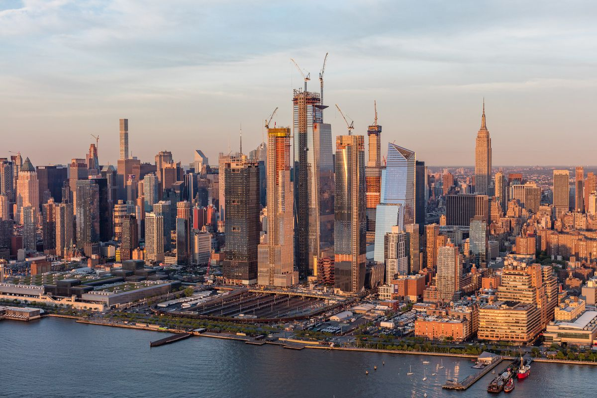 New York S Major Construction Projects Made Visible In New