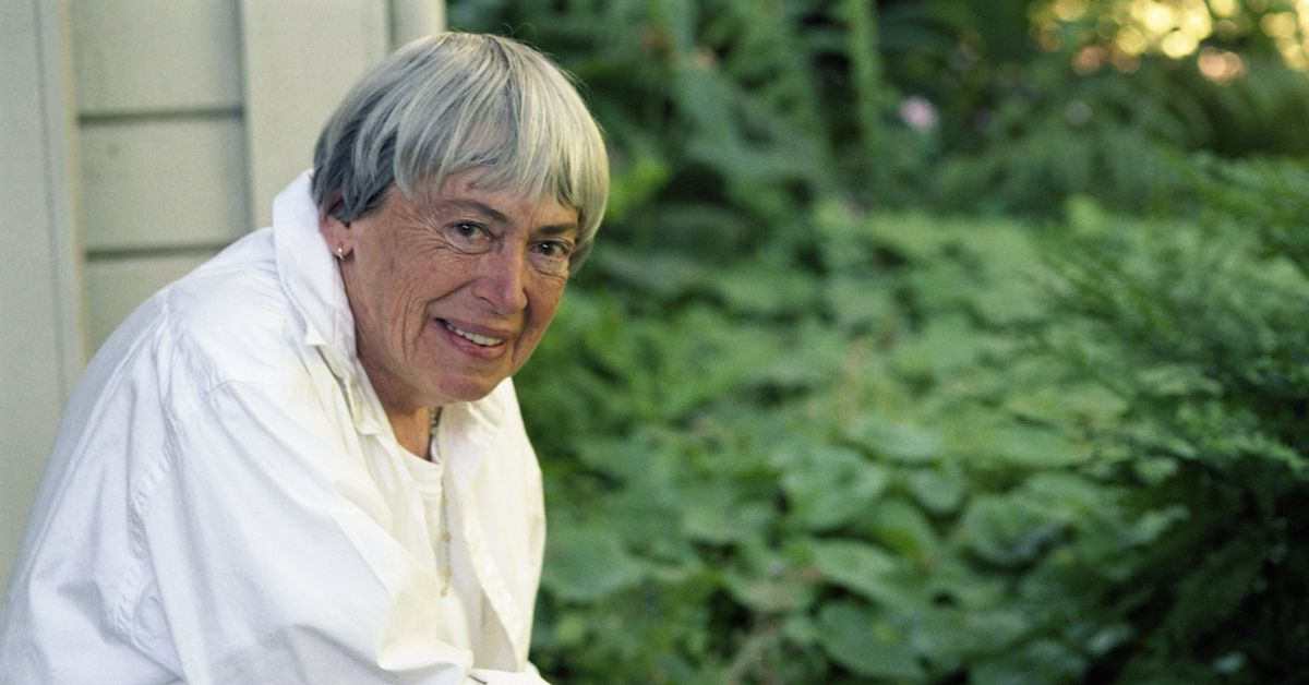 Ursula Le Guin's Earthsea Cycle being adapted for TV