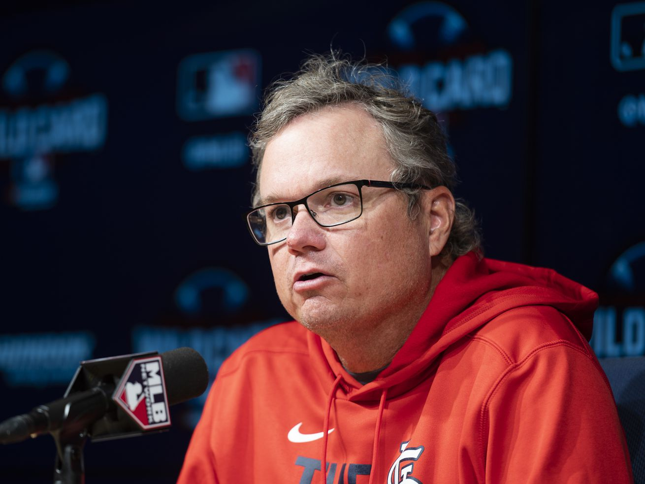 The Cardinals fired manager Mike Shildt on Thursday.