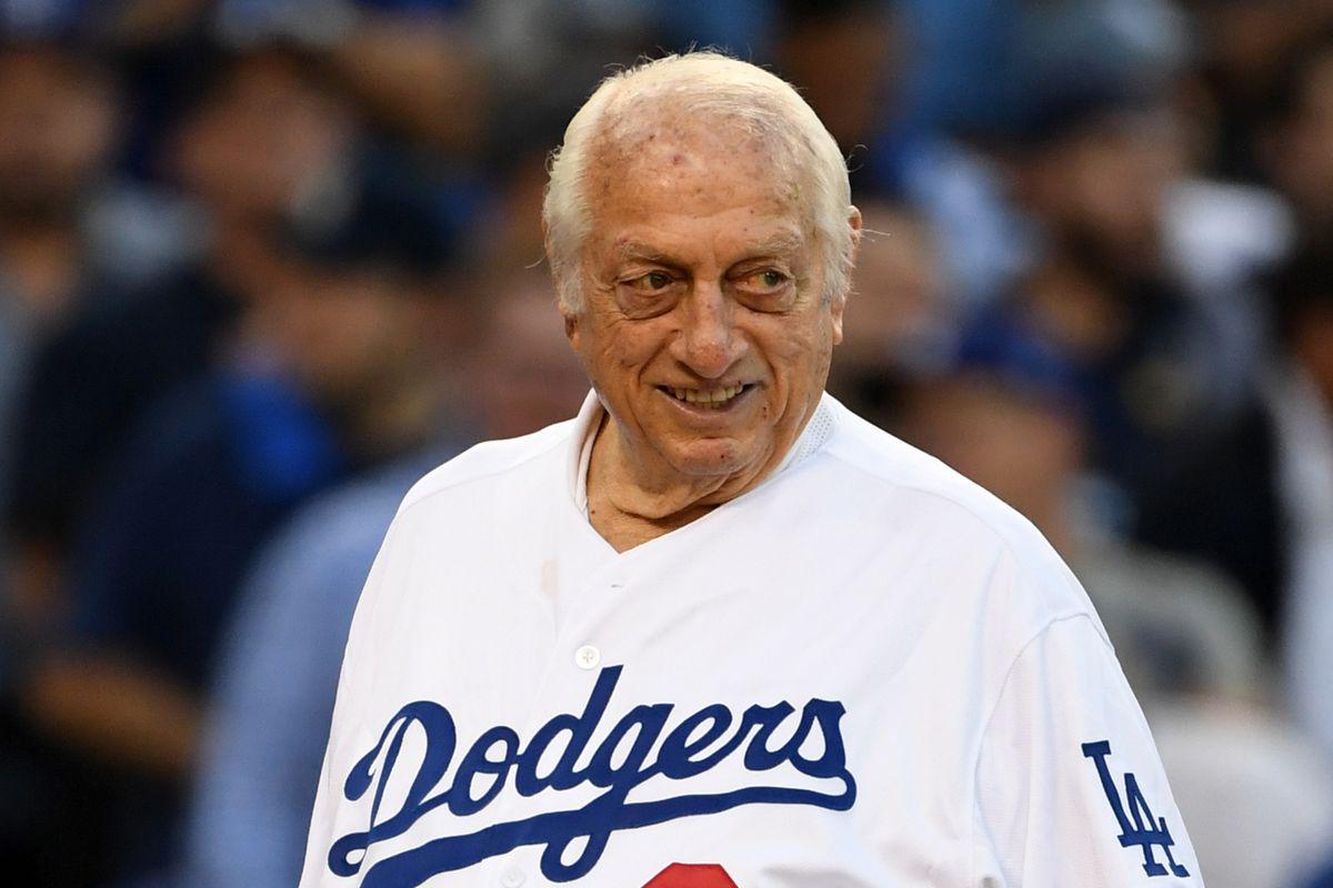 Los Angeles Dodgers v. Washington Nationals