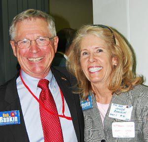Rep. Bob Rankin and Joyce Rankin