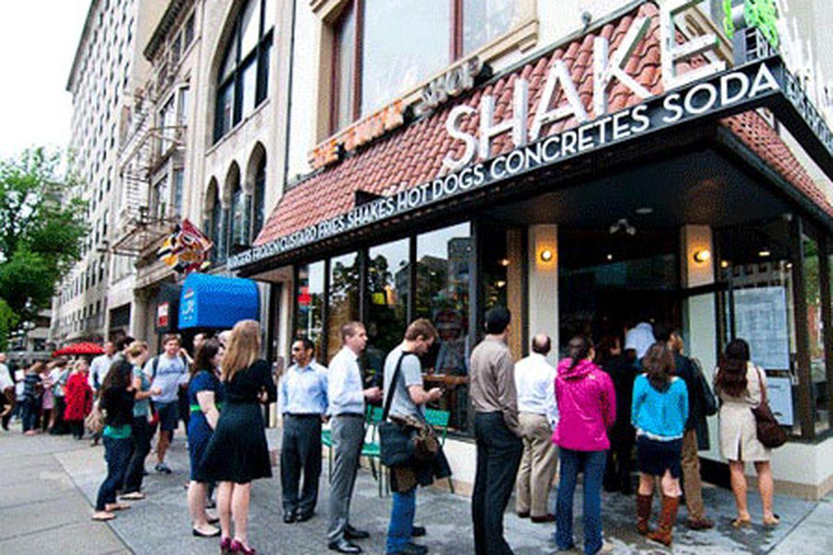 Shake Shack Dupont