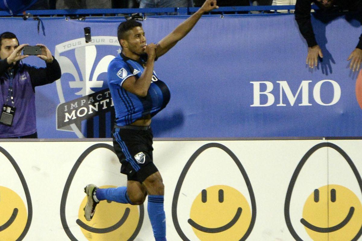 MLS: San Jose Earthquakes at Montreal Impact