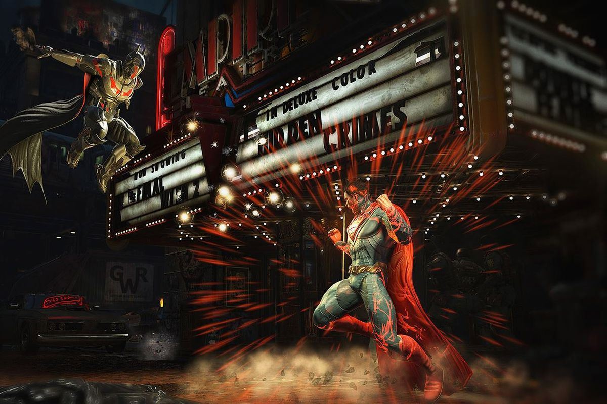 injustice 2 download size