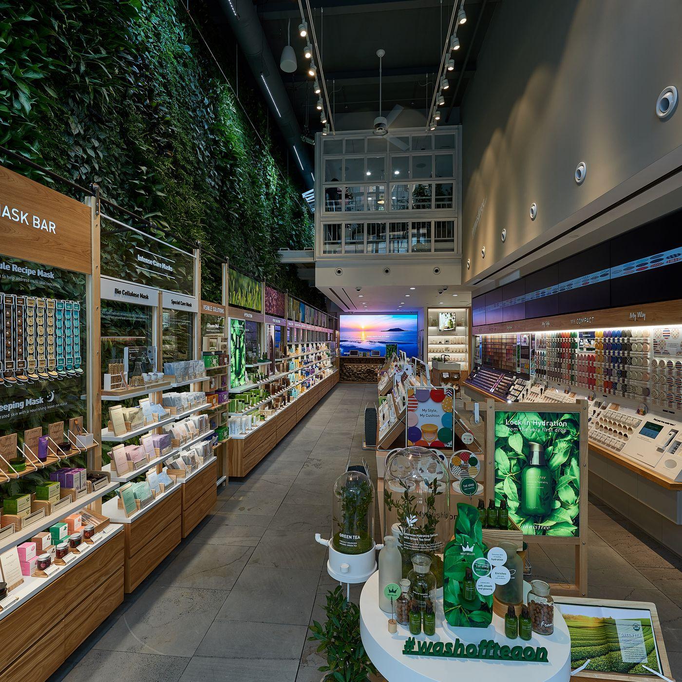 3412f5469a How to Shop Innisfree, Korea's Biggest Beauty Brand - Racked