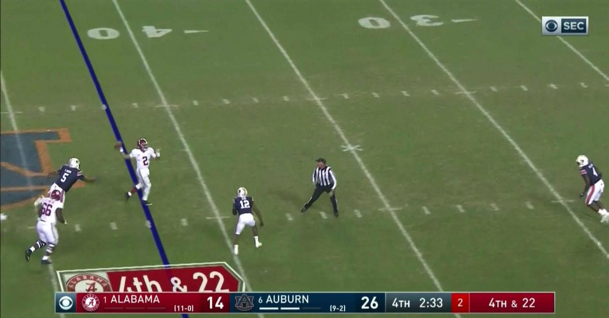 Iron Bowl 2017 Final Score Auburn Beats Alabama As Tide