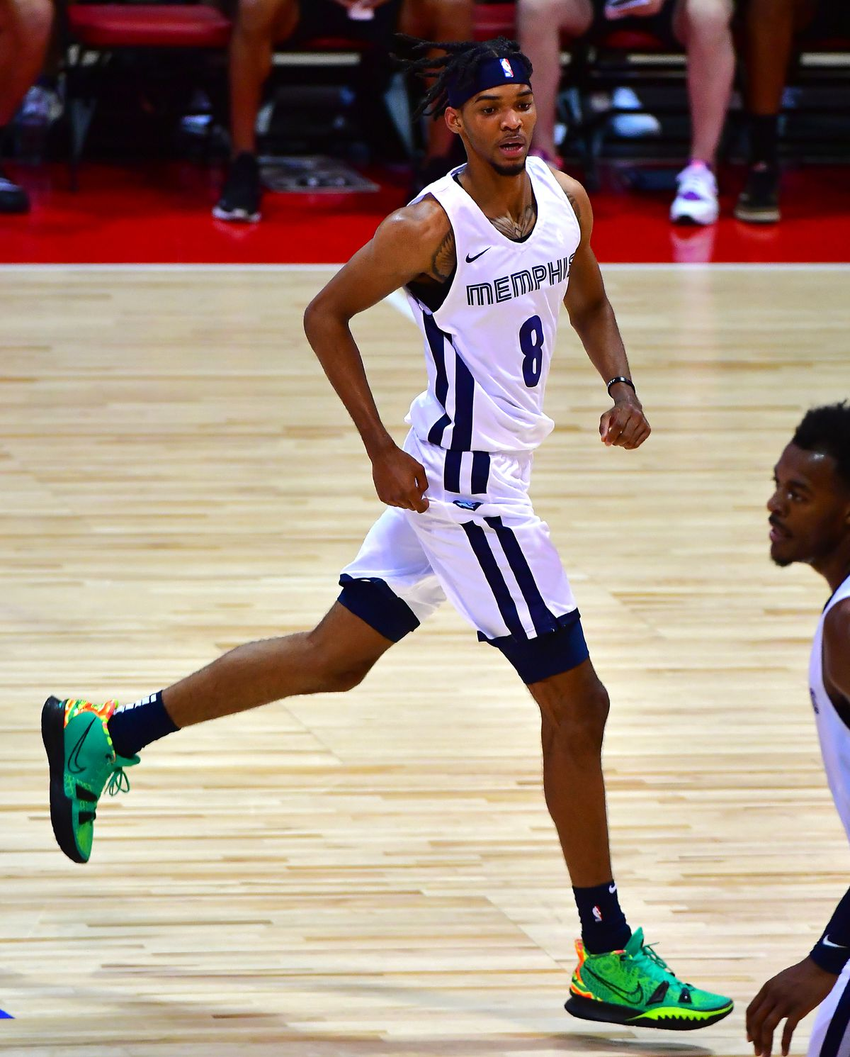 NBA: Summer League-Brooklyn Nets at Memphis Grizzlies