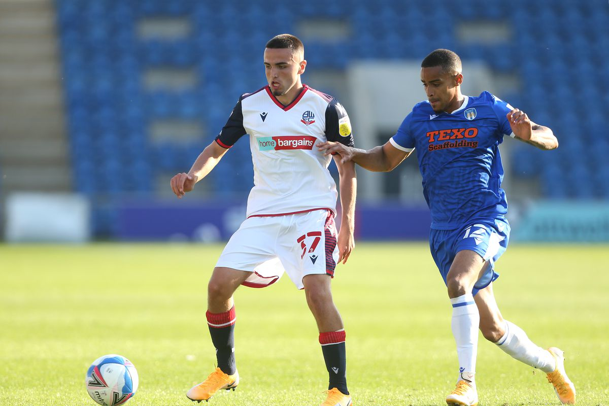 Colchester United v Bolton Wanderers - Sky Bet League Two