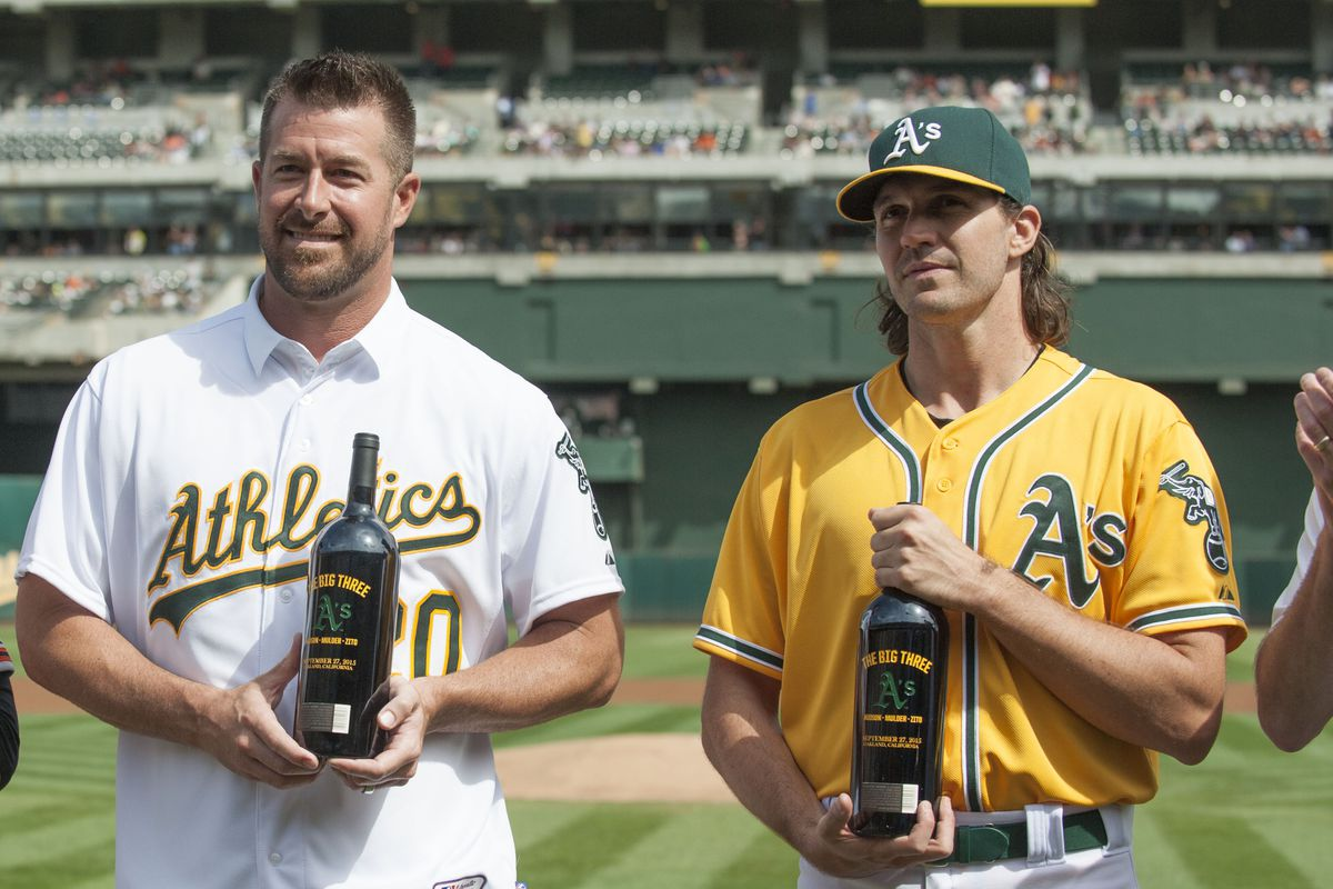 Mulder and Zito are what you can get if you do your top-10 picks right.