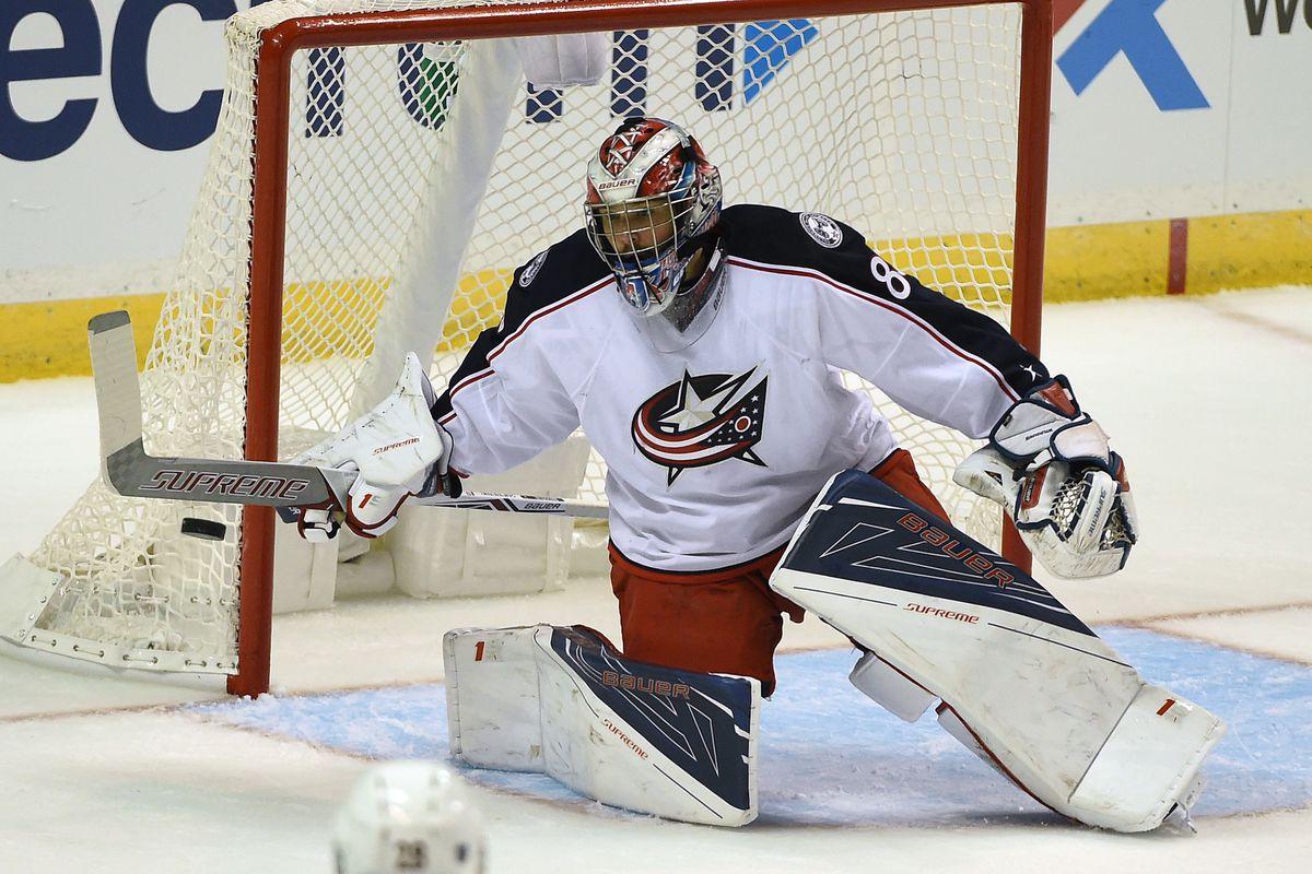 NHL: Preseason-Columbus Blue Jackets at St. Louis Blues
