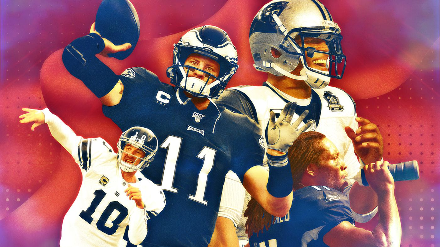 The History of Bad NFL Division Champs Winning in the Wild-Card Round