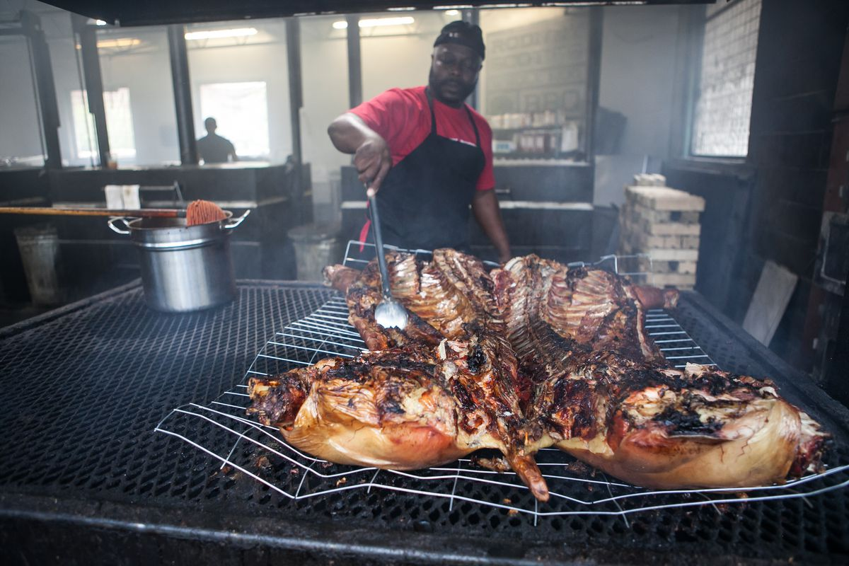 What Is Whole Hog Barbecue Eater
