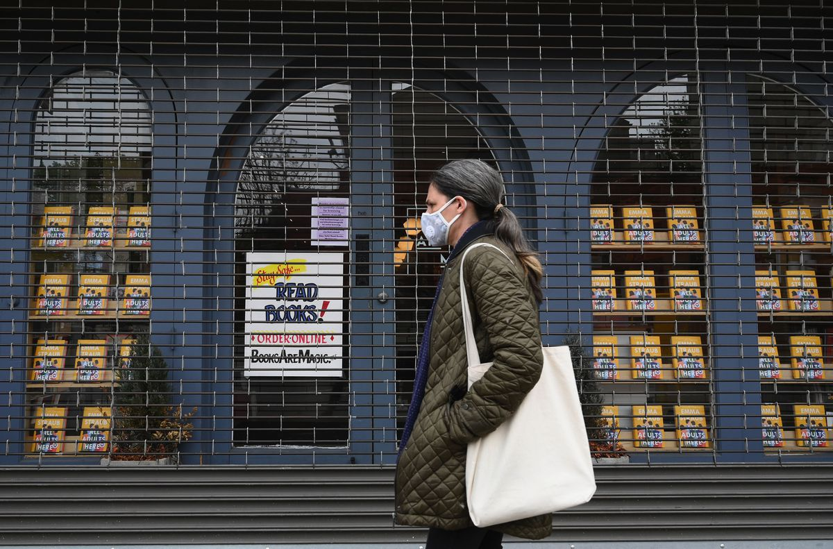 How bookstores are weathering the pandemic