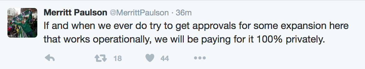 paulson on stadium expansion 2