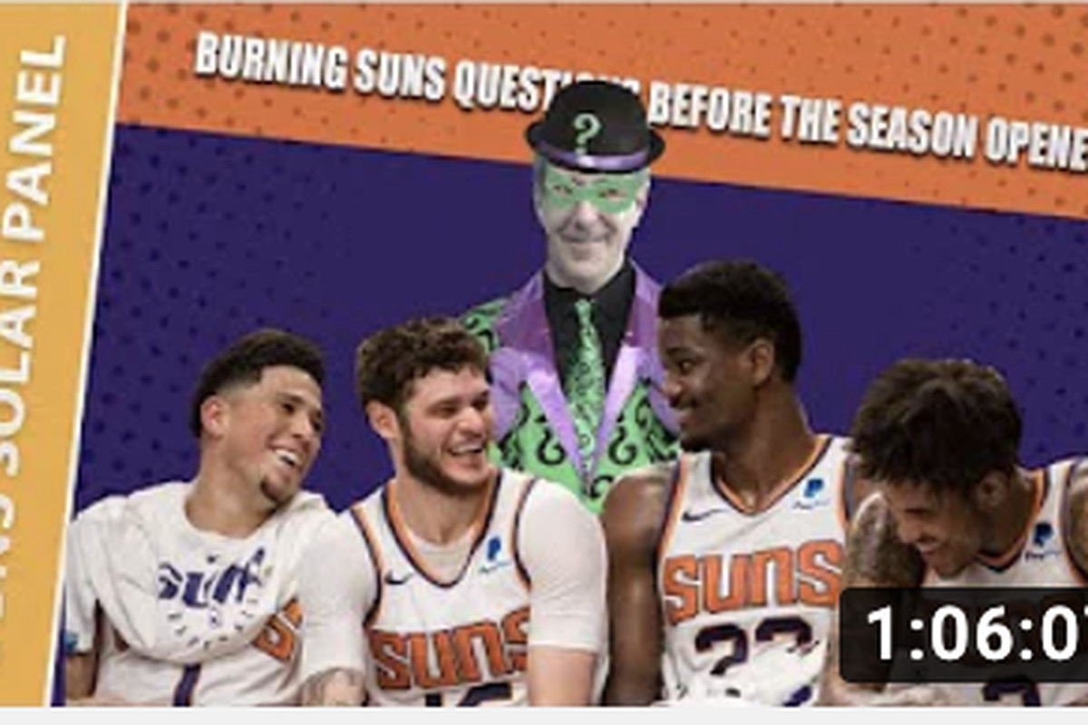 Suns Solar Panel, ep. 160: What we learned in preseason