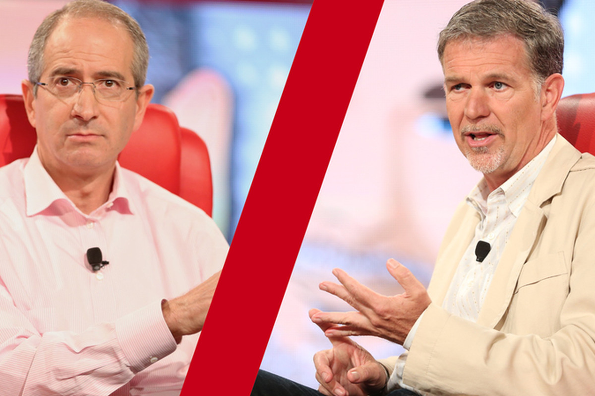 Comcast will let customers get Netflix on its set-top box (which is