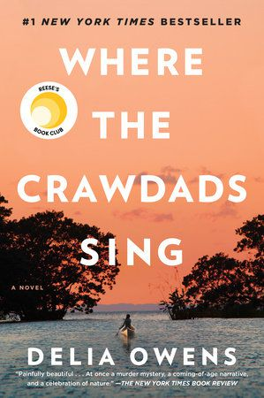 """<a href=""""https://www.penguinrandomhouse.com/books/567281/where-the-crawdads-sing-by-delia-owens/9780735219090/"""" target=""""_blank"""" rel=""""noopener noreferrer"""">Click here for an excerpt from Delia Owens' """"Where the Crawdads Sing."""" </a>"""
