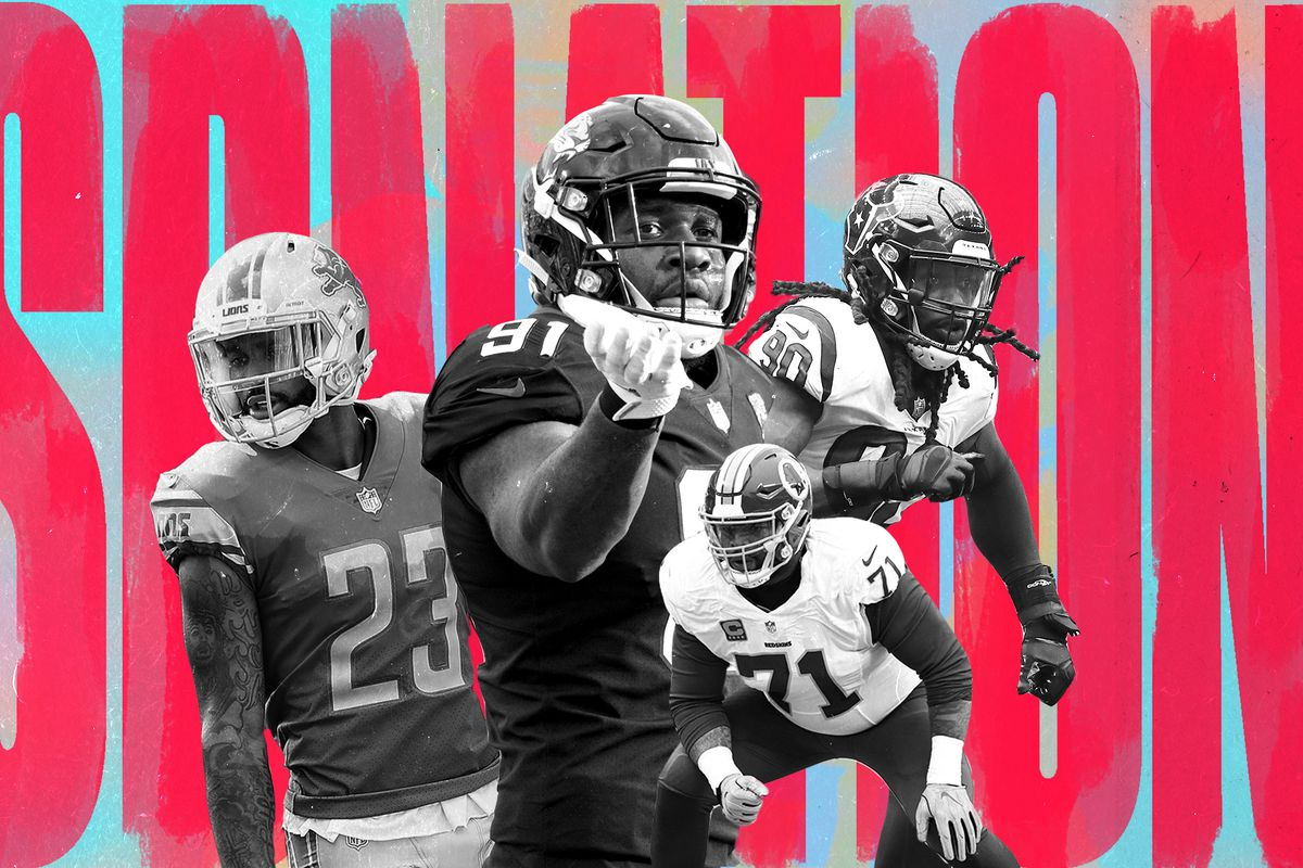 Which NFL players are holding out from training camp in 2019