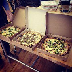 Motorino Pizza Party