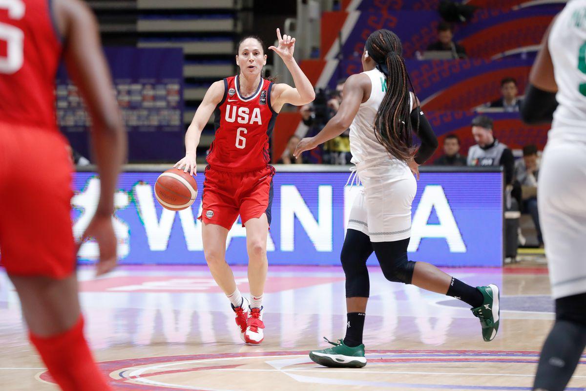 Nigeria Women's National Team v USA Women's National Team