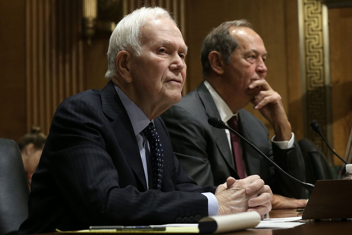 Senate Finance Committee Holds Hearing On Tax Reform