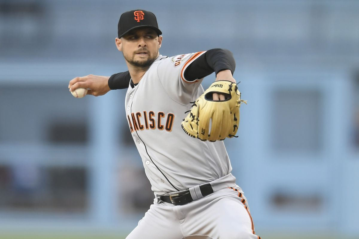 d20b0157 The best start of Tyler Beede's young career helps the Giants defeat ...