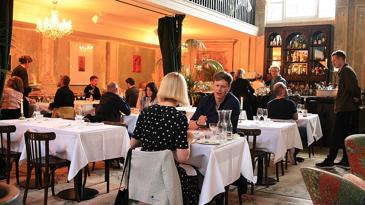 Inside chef Florence Knight's spectacular new Clerkenwell restaurant, Sessions Arts Club